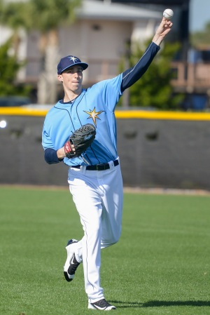 Blake Snell's increase in focus led him to a meteoric rise that saw him go from the Stone Crabs to the Rays in less than a year. Sun photo by Jennifer Bruno