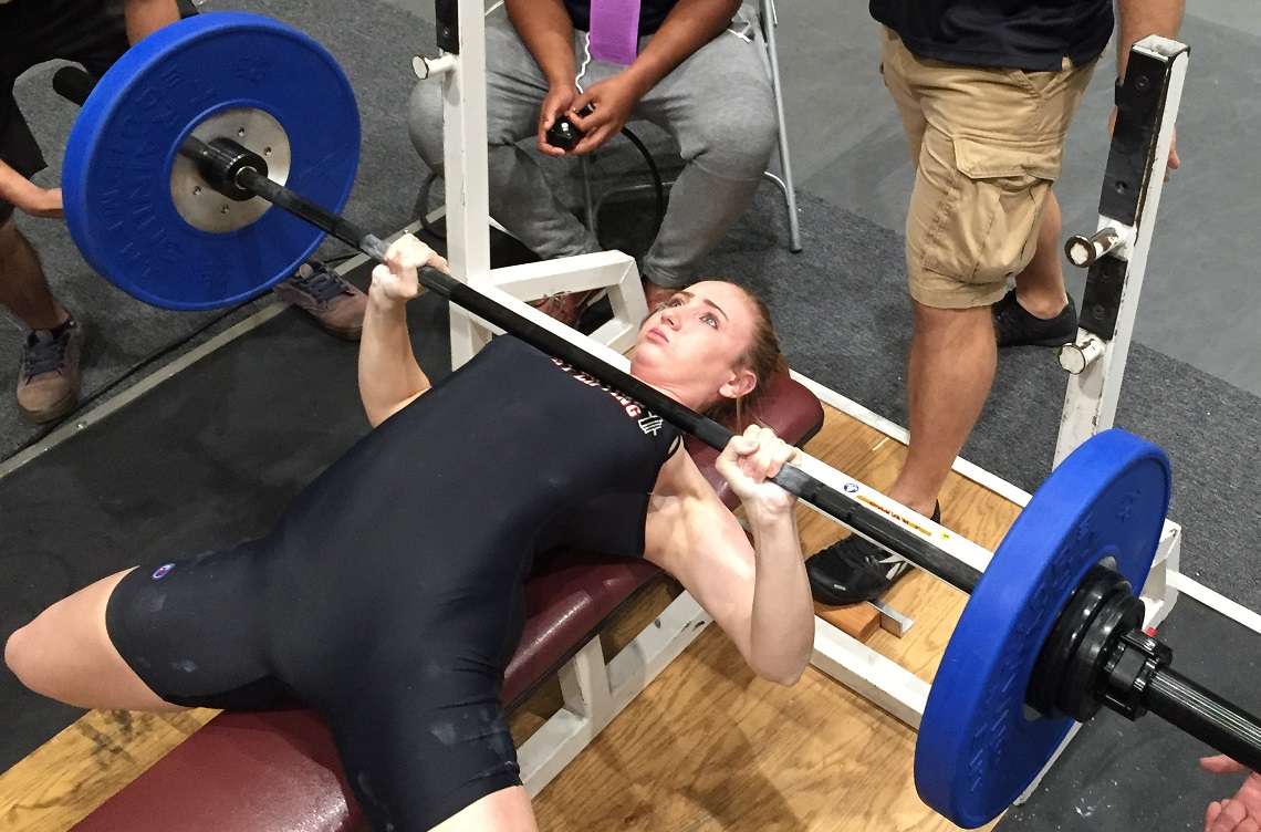 Weightlifting Friendly Rivalries Drive Lemon Bay Port Charlotte