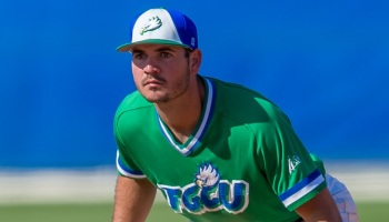 Former Charlotte High School standout and FGCU star Jake Noll. Photo provided by Linwood Ferguson